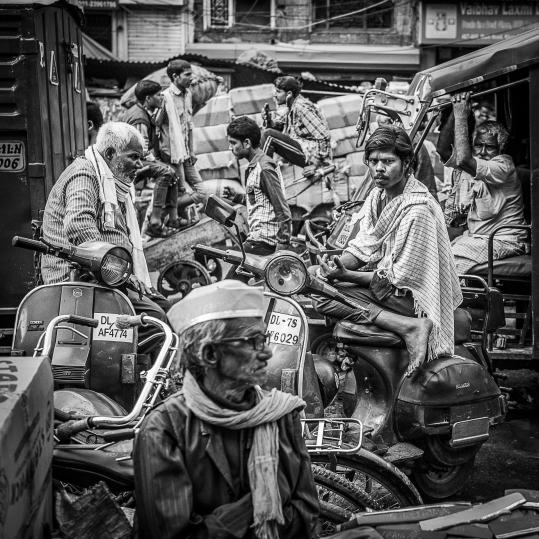 Streets of Delhi - 2015