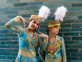 Dancers -
