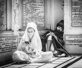 Koran Reading in Amritsar