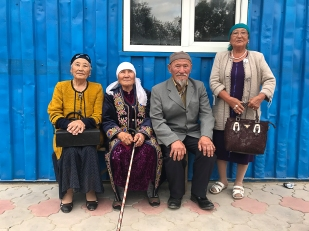 Welcome to Tajikistan - Border Crossing
