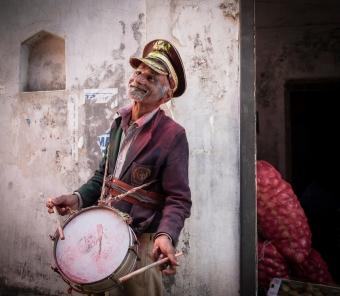 Holi Drummer - Amritsar