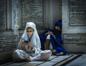 Prayers - Golden Temple